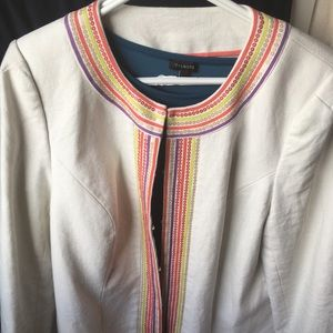 Gorgeous Boden jacket. Linen